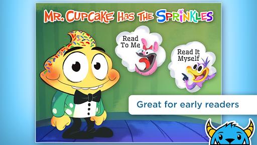 Mr. Cupcake Has The Sprinkles