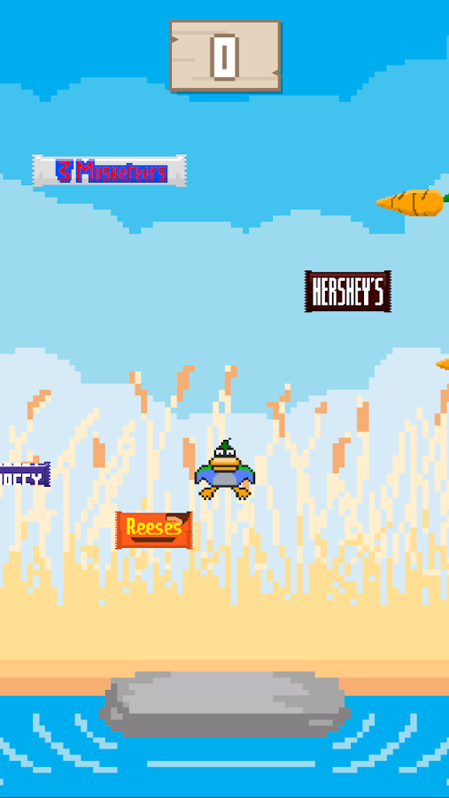 Choccy Duck- screenshot