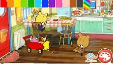 子供向け無料知育アプリ「がんばれ!ルルロロのぬりえ絵本」のおすすめ画像5