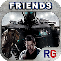 Real Steel Friends logo