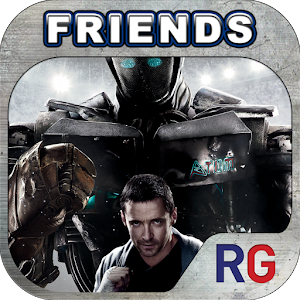 Real Steel Friends 動作 App LOGO-APP試玩