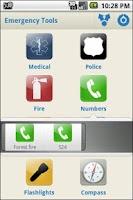 Screenshot of Emergency Tools