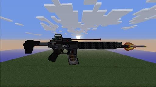 Gun Ideas - craft designs
