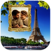 Paris Photo Frames Editor
