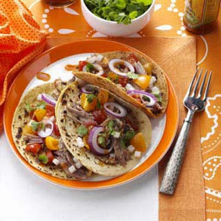 Slow-Cooked Carnitas.