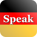 Speak German Words Free logo