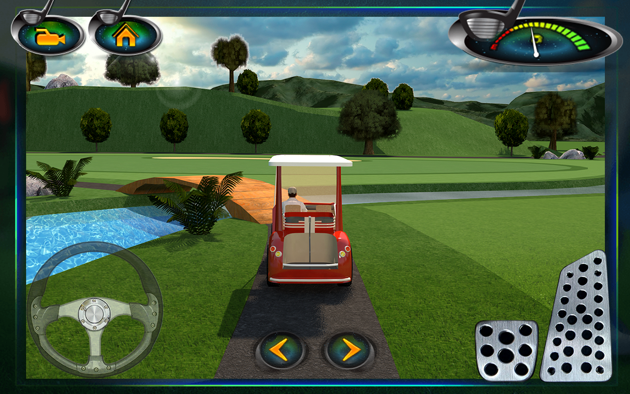 Golf-Cart-Simulator-3D 18