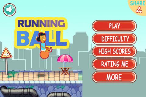 Running Ball