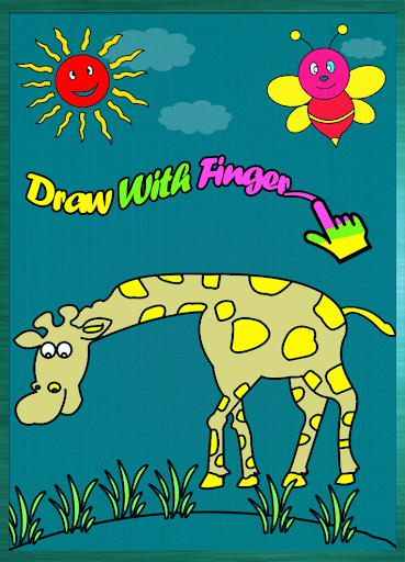 Draw With Finger