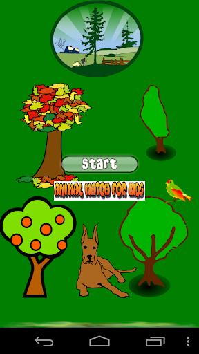 Animal Match For Kids