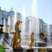 Peterhof Palace Live Wallpaper