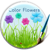 Color Flowers Keyboard