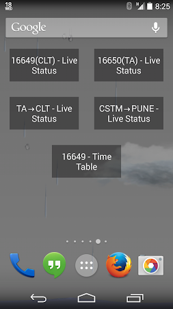 Indian Train Status 6.85 screenshot 107412