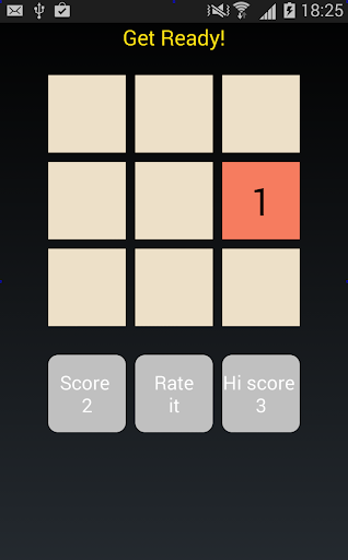 M20 - SIMPLE MEMORY GAME