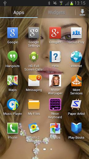 【免費個人化App】鏡子牆紙免費-APP點子
