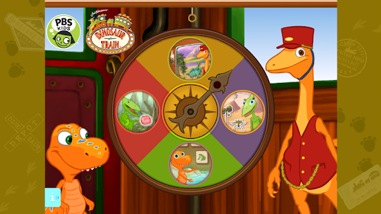 玩免費教育APP|下載Dinosaur Train Math - PBS KIDS app不用錢|硬是要APP