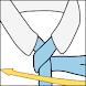 ネクタイを結ぶ方法