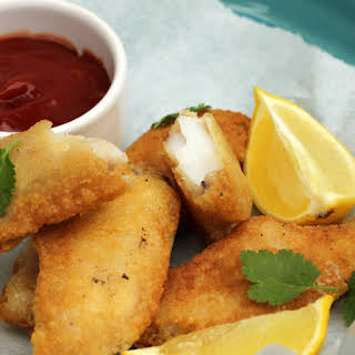 Gluten Free Beer Battered Fish.