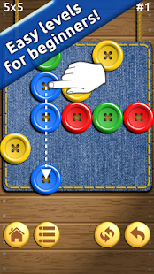 Buttons and Scissors- screenshot thumbnail