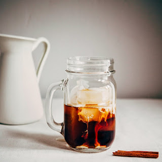 Overnight Cinnamon Iced Coffee Recipe