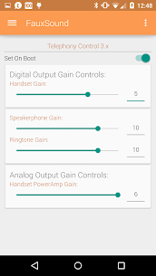 FauxSound Audio/Sound Control V1.5.6 Mod APK 3