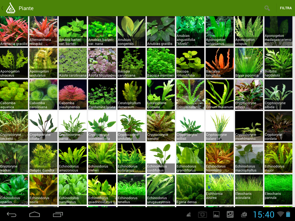Hyplants Aquarium Plants Android Apps On Google Play