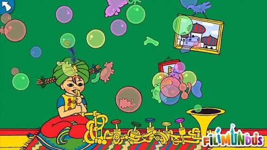 Pippi's Villa Villekulla Lite- screenshot thumbnail