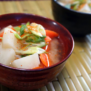 Pork Miso Soup – Tonjiru (とんじる)