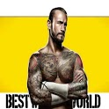 CM Punk Live Wallpaper icon