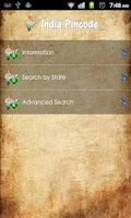 Screenshot of India Pincode