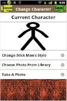 Screenshot of Stick Man Rage
