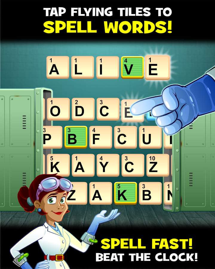 Word Science - screenshot