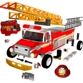 Fix My Truck: Fire Engine LITE