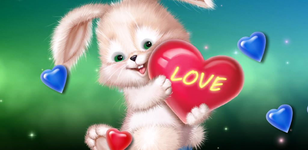 Поздравление маме, открытка любимый зайка