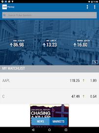 CNNMoney Business and Finance Screenshot 11