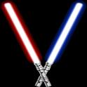 StarWars LightSaber logo