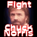 Fight Chuck Norris logo