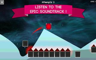 Screenshot of Cubic Jump
