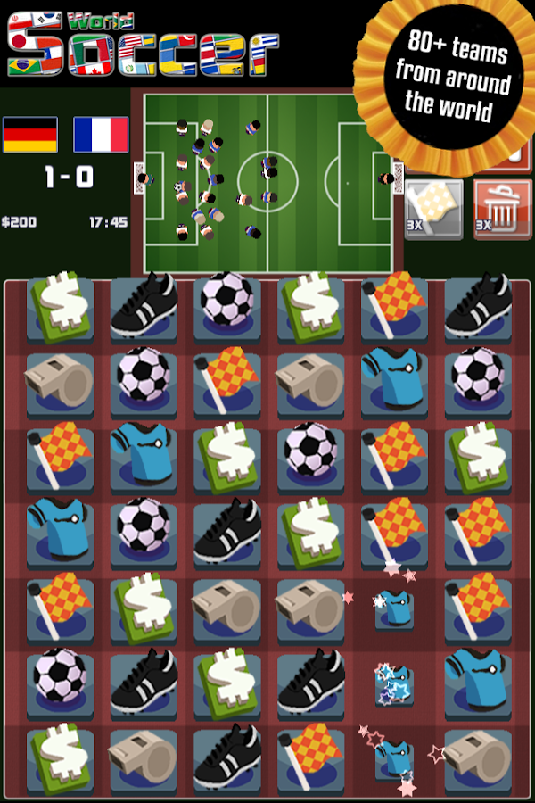 World Soccer- screenshot