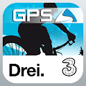 upmove GPS for mountainbike icon