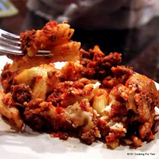 "Crock Pot ""Baked"" Ziti"