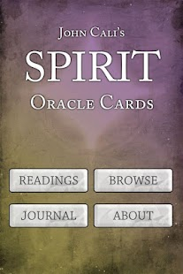 Spirit Oracle Cards