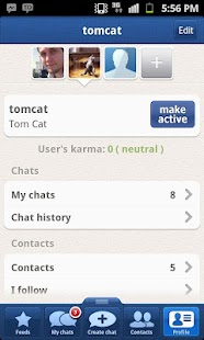 TalkOver Messenger - screenshot thumbnail