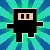 Ninja Invaders - Retro 8 Bit