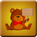 Teddy Bear Battery icon