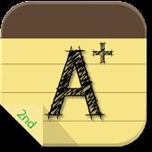 에이플 노트필기 2.0 (A+ notepad) 터치인식