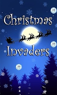 Christmas Invaders - screenshot thumbnail