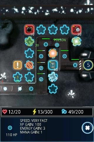 Blew Tactic Defense Classic- screenshot