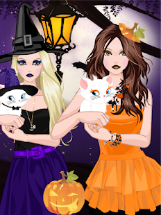 Halloween Makeup - náhled