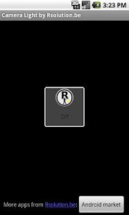 Camera Light by Rsolution.be- screenshot thumbnail